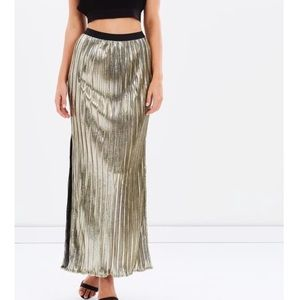 R100 MetaFoil Maxi skirt